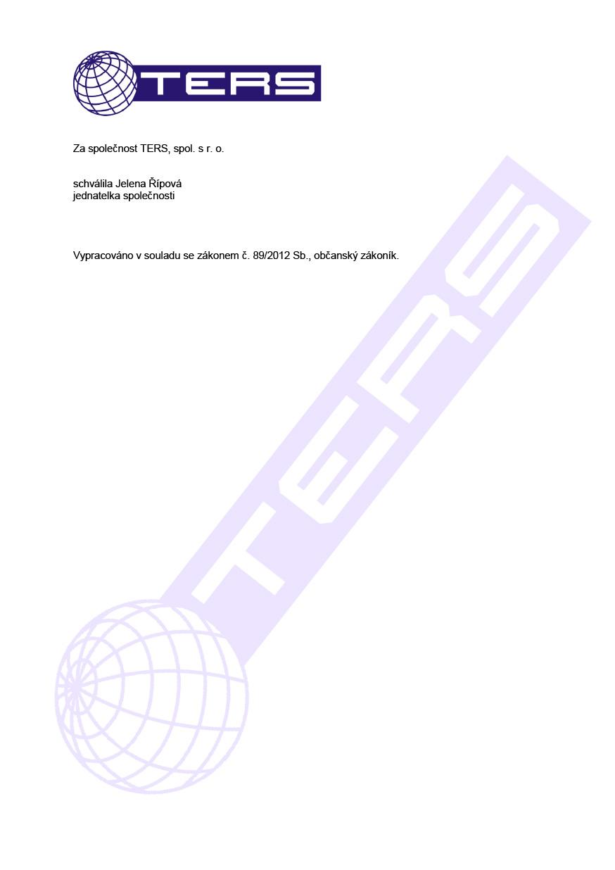 Reklamační řád, strana 3